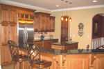 Traditional House Plan Kitchen Photo 03 - 013D-0025 | House Plans and More
