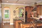 Ranch House Plan Kitchen Photo 04 - 013D-0025 | House Plans and More