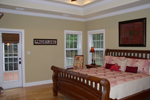 Ranch House Plan Master Bedroom Photo 02 - 013D-0025 | House Plans and More