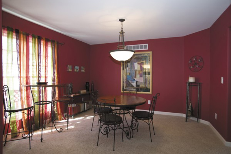 Southern House Plan Dining Room Photo 01 013D-0032