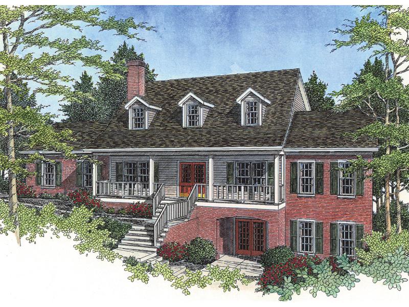 Inviting Farmhouse-Style Home