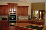 European House Plan Kitchen Photo 02 - 013D-0053 | House Plans and More