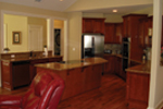 European House Plan Kitchen Photo 03 - 013D-0053 | House Plans and More