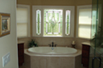 Country French Home Plan Master Bathroom Photo 01 - 013D-0053 | House Plans and More