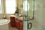 Southern House Plan Master Bathroom Photo 02 - 013D-0053 | House Plans and More