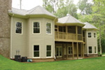 Southern House Plan Rear Photo 01 - 013D-0053 | House Plans and More
