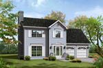 Two-Story Traditional Home