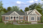 Ranch Home With Subtle Craftsman Style
