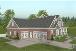 Craftsman House Plan Color Image of House - 013D-0173 | House Plans and More