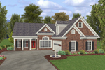 Traditional Style Ranch With Curb Appeal