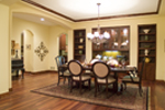 Craftsman House Plan Dining Room Photo 01 - 013D-0178 | House Plans and More
