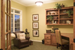 Traditional House Plan Family Room Photo 01 - 013D-0179 | House Plans and More