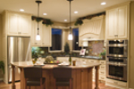 Craftsman House Plan Kitchen Photo 01 - 013D-0179 | House Plans and More