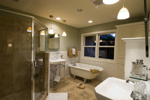 Tudor House Plan Bathroom Photo 01 - 013D-0188 | House Plans and More