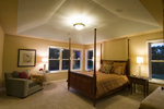 Prairie Style Floor Plan Bedroom Photo 01 - 013D-0188 | House Plans and More