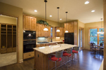 Tudor House Plan Kitchen Photo 01 - 013D-0188 | House Plans and More