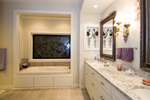 Traditional House Plan Master Bathroom Photo 01 - 013S-0001 | House Plans and More