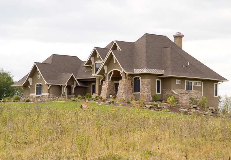 Shingle House Plan Front Photo 04 013S-0002