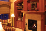 Traditional House Plan Fireplace Photo 01 - 013S-0003 | House Plans and More
