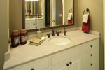 Arts and Crafts House Plan Bathroom Photo 01 - 013S-0004 | House Plans and More