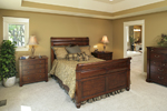 Arts and Crafts House Plan Bedroom Photo 01 - 013S-0004 | House Plans and More