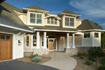 Craftsman House Plan Front Photo 02 - 013S-0008 | House Plans and More