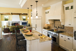 Arts and Crafts House Plan Kitchen Photo 02 - 013S-0008 | House Plans and More