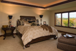 Luxury House Plan Master Bedroom Photo 01 - 013S-0009 | House Plans and More