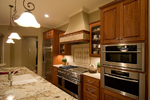Arts and Crafts House Plan Kitchen Photo 01 - 013S-0010 | House Plans and More