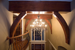 Arts and Crafts House Plan Lighting Detail Photo 01 - 013S-0010 | House Plans and More
