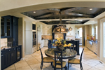 Craftsman House Plan Kitchen Photo 01 - Big Stone Ridge Craftsman Home 013S-0012 | House Plans and More