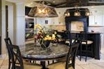 Craftsman House Plan Kitchen Photo 03 - Big Stone Ridge Craftsman Home 013S-0012 | House Plans and More