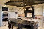 Craftsman House Plan Kitchen Photo 05 - Big Stone Ridge Craftsman Home 013S-0012 | House Plans and More