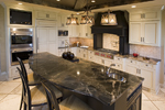 Craftsman House Plan Kitchen Photo 08 - Big Stone Ridge Craftsman Home 013S-0012 | House Plans and More
