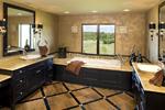 Craftsman House Plan Master Bathroom Photo 01 - Big Stone Ridge Craftsman Home 013S-0012 | House Plans and More