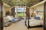 Craftsman House Plan Master Bedroom Photo 01 - Big Stone Ridge Craftsman Home 013S-0012 | House Plans and More