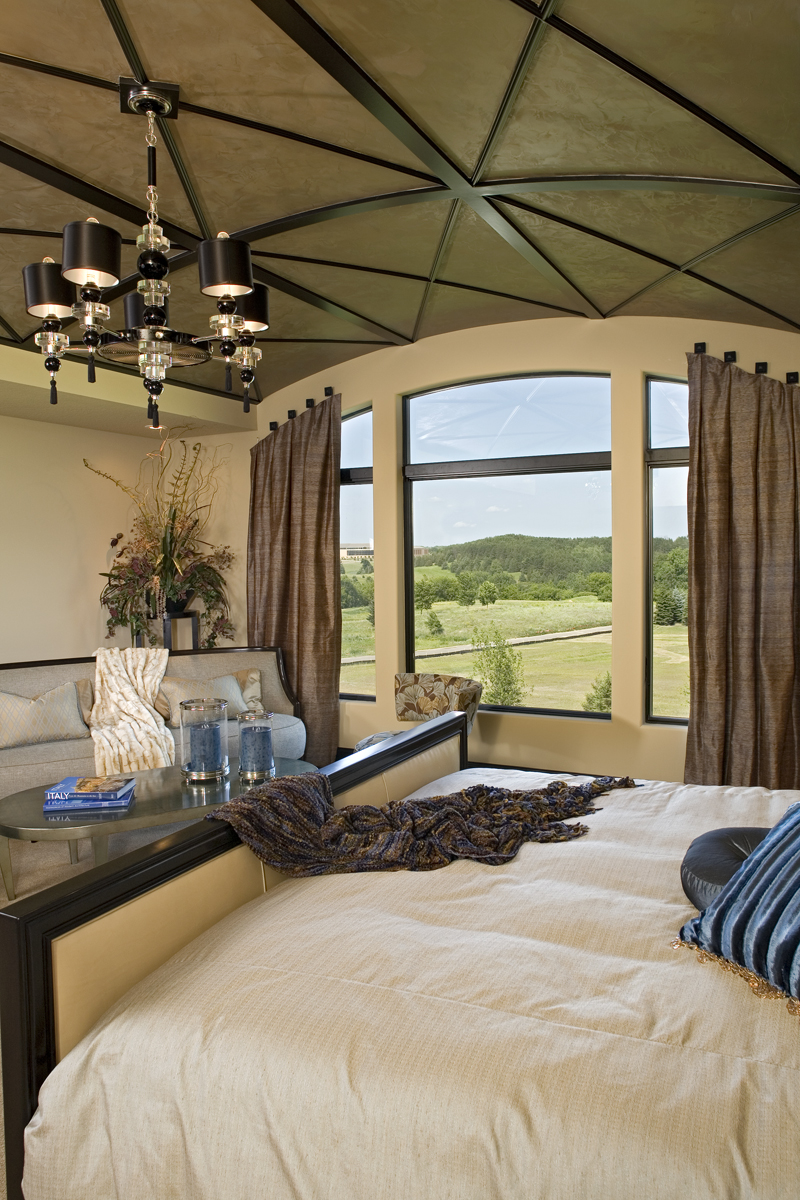 Craftsman House Plan Master Bedroom Photo 03 - Big Stone Ridge Craftsman Home 013S-0012 | House Plans and More