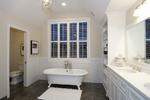 Luxury House Plan Bathroom Photo 02 - 013S-0013 | House Plans and More