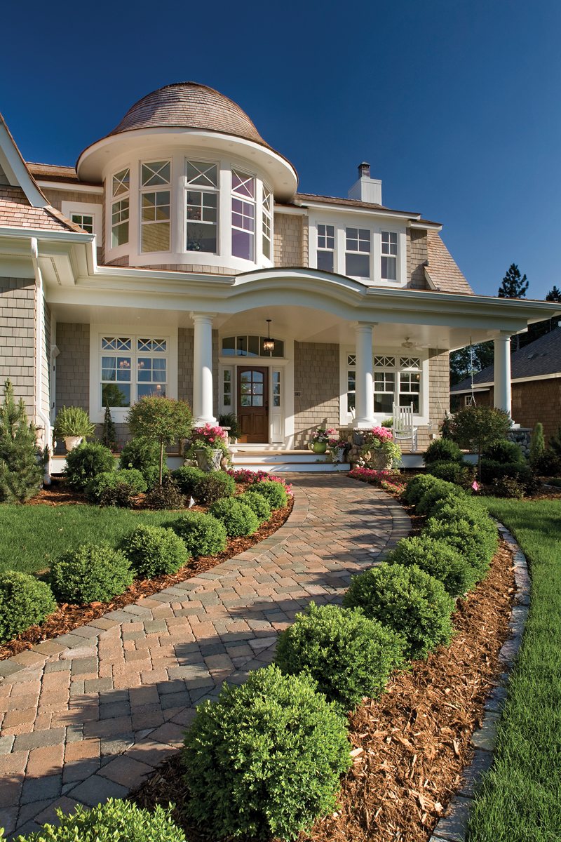 Victorian House Plan Front Photo 04 013S-0014