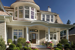 Victorian House Plan Front Photo 04 - 013S-0014 | House Plans and More