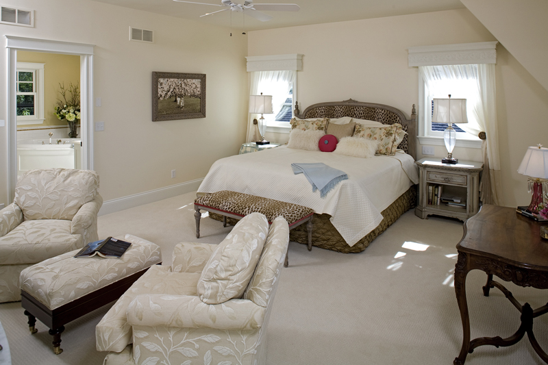 Prairie Style Floor Plan Master Bedroom Photo 01 013S-0014