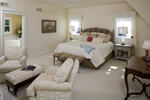 Prairie Style Floor Plan Master Bedroom Photo 01 - 013S-0014 | House Plans and More