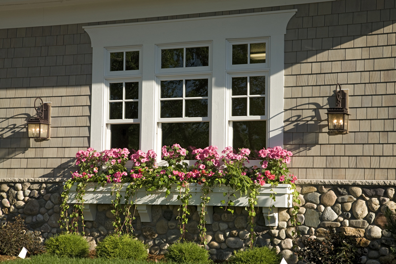 Luxury House Plan Window Detail Photo 013S-0014
