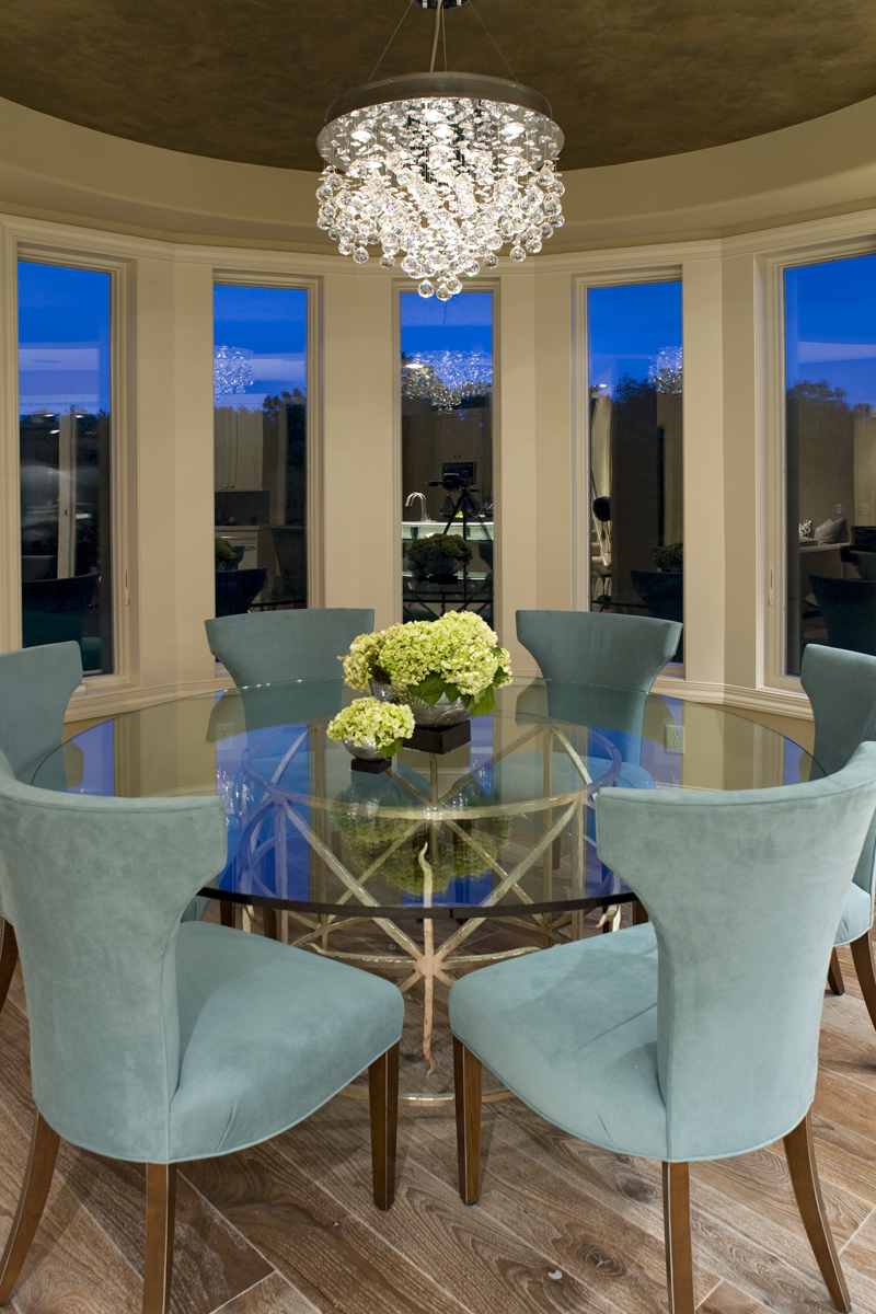 Shingle House Plan Dining Room Photo 01 013S-0015