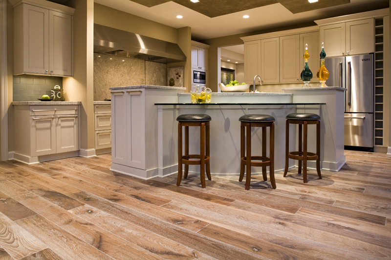 Prairie Style Floor Plan Kitchen Photo 04 013S-0015