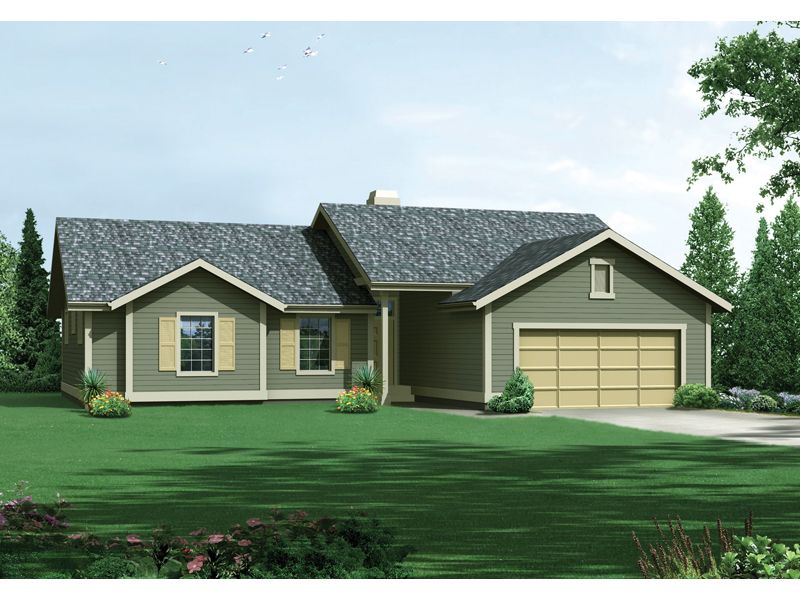 Goodwin Ranch Home Plan 014d 0009 House Plans And More