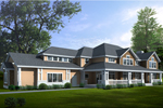 Sprawling Two-Story Craftsman Style Home