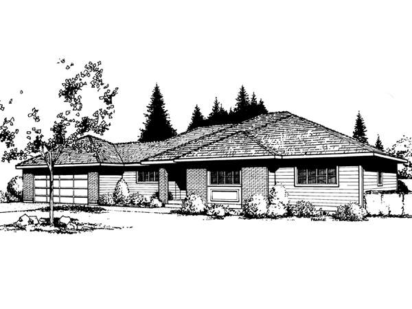 Grays Place Ranch Home Plan 015d 0125 House Plans And More