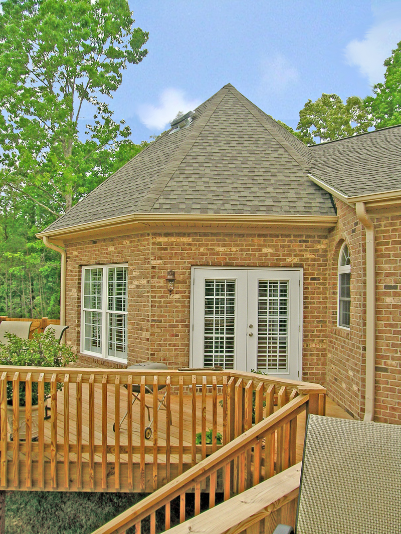 Southern House Plan Deck Photo 01 - 016D-0002 | House Plans and More