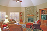 Ranch House Plan Great Room Photo 01 - 016D-0002 | House Plans and More